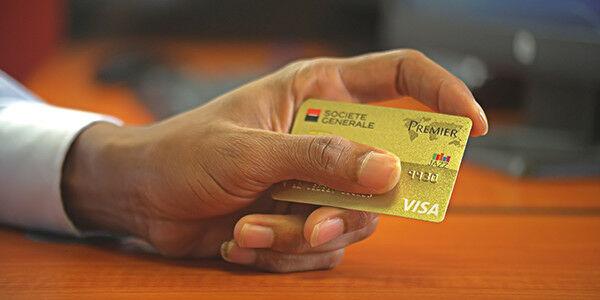 Carte Visa Premier Societe Generale Guinee